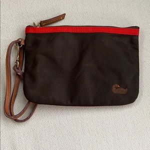 Dooney & Bourke nylon wristlet